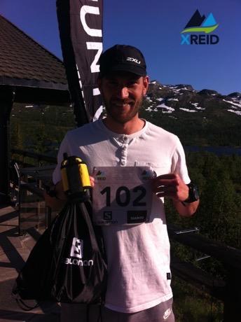 Picture of Kristoffer Homdrom Fredriksen