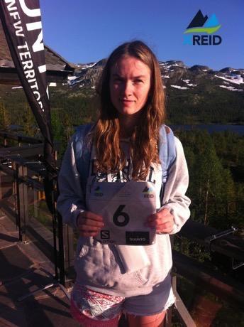 Picture of Kristine Borthen