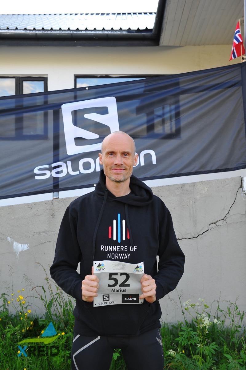 Picture of Marius Jørgensen
