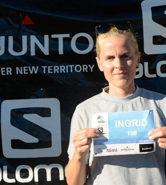 Picture of Ingrid Jensen